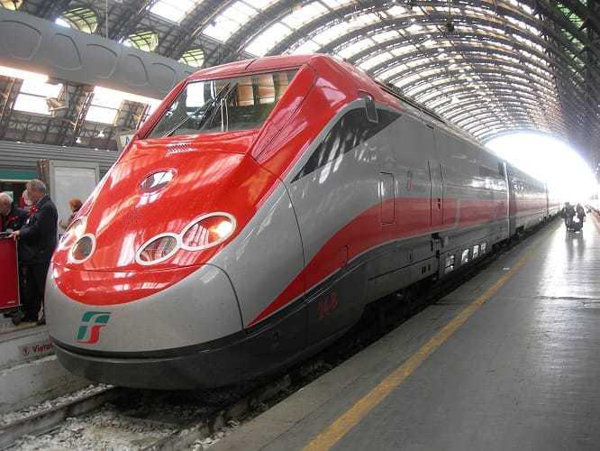 Rimborso Trenitalia Frecciarossa Intercity