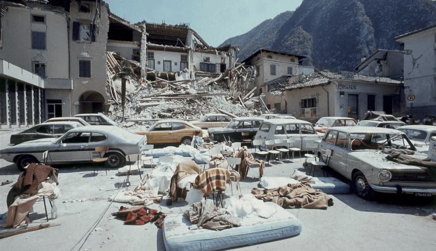 Rimborso sisma 90