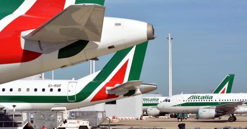 Rimborso Alitalia