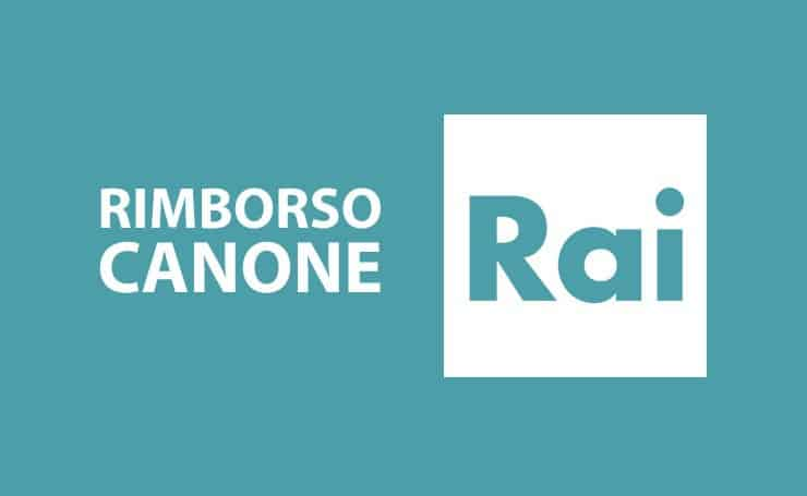 Rimborso Canone RAI